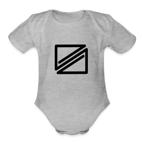 Solo S - Organic Short Sleeve Baby Bodysuit