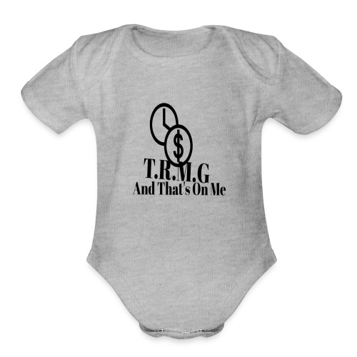 T.R. Music Group's Store - Organic Short Sleeve Baby Bodysuit