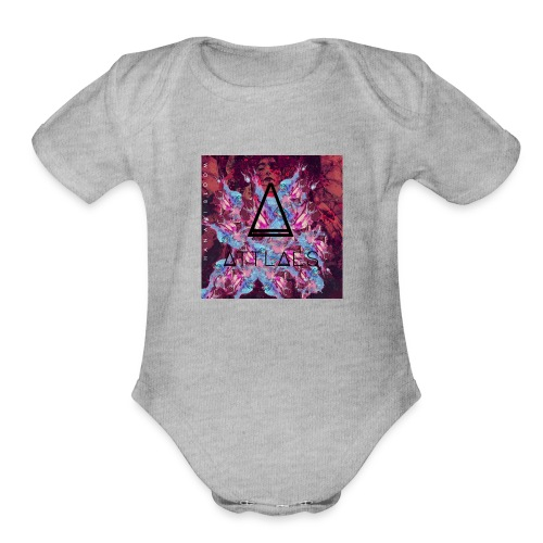 self explained - Organic Short Sleeve Baby Bodysuit