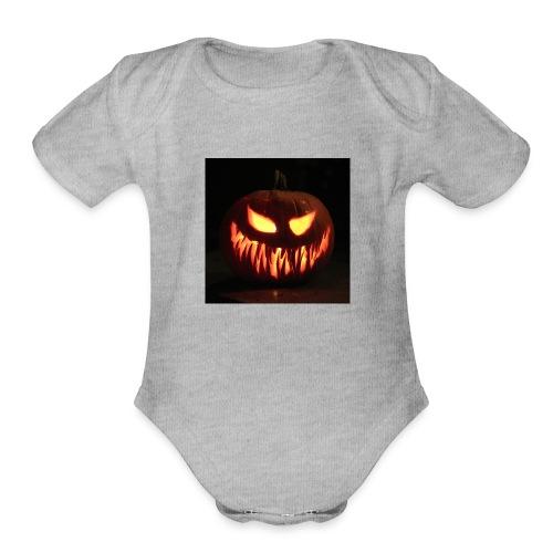 jack your style - Organic Short Sleeve Baby Bodysuit