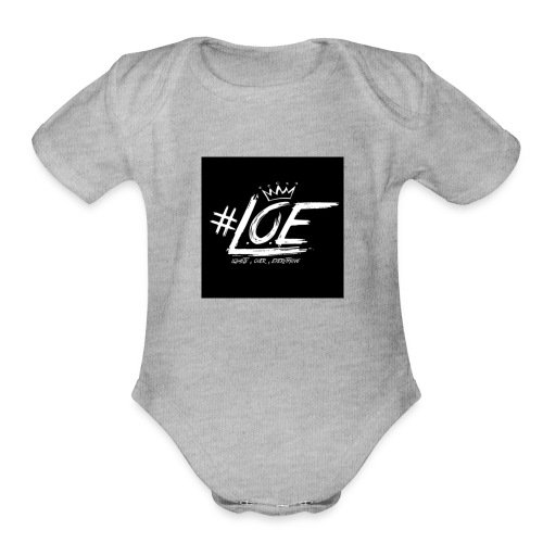 IMG 20170702 015640 - Organic Short Sleeve Baby Bodysuit