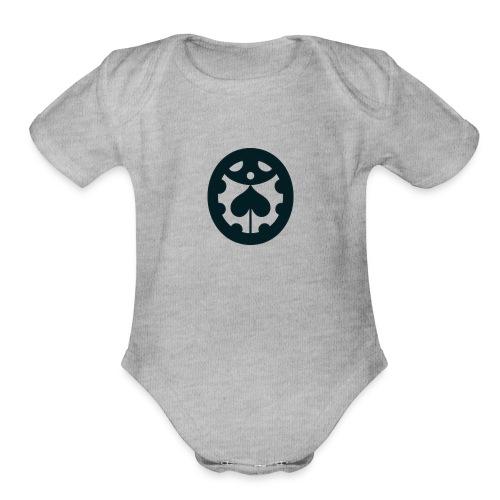 JoJoBizarreAdv - Organic Short Sleeve Baby Bodysuit