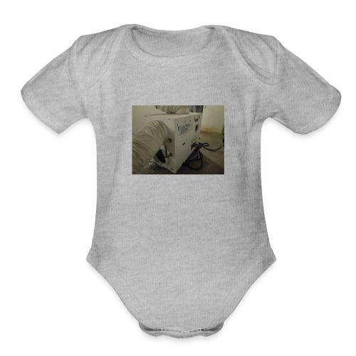 IMG 20180416 151918 - Organic Short Sleeve Baby Bodysuit
