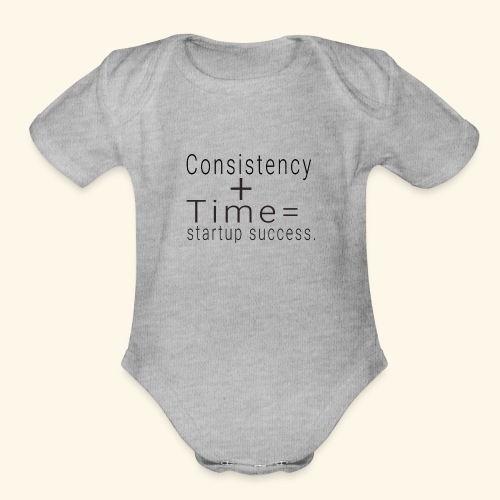business quotes - Organic Short Sleeve Baby Bodysuit