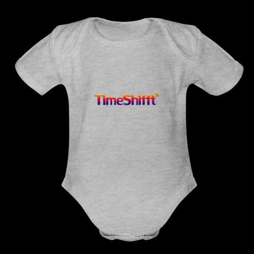 Logo Concept 1 - Organic Short Sleeve Baby Bodysuit