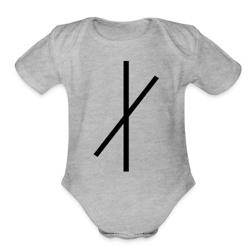 new hot - Organic Short Sleeve Baby Bodysuit