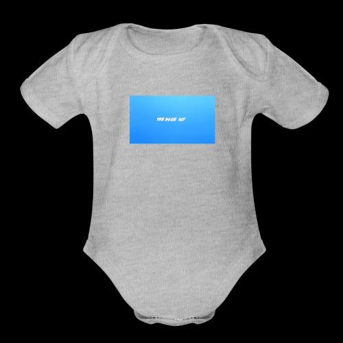 BLUE ACT MERCH - Organic Short Sleeve Baby Bodysuit