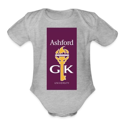 ashford iphone5 2 - Organic Short Sleeve Baby Bodysuit