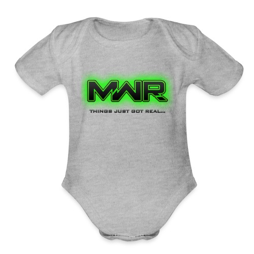 Call Of Duty : Modern Warfare Remastered - Organic Short Sleeve Baby Bodysuit