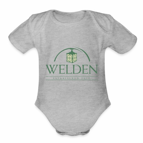 Welden Village Community Store - Organic Short Sleeve Baby Bodysuit