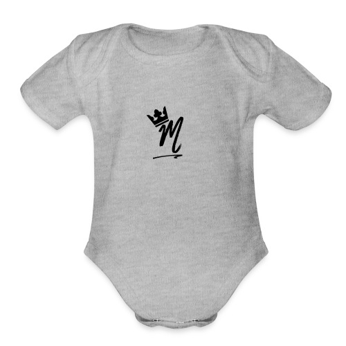 MisterLuckyNow T-Shirts - Organic Short Sleeve Baby Bodysuit