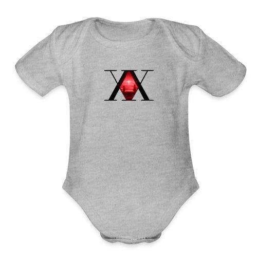 Hunter x Hunter - Organic Short Sleeve Baby Bodysuit