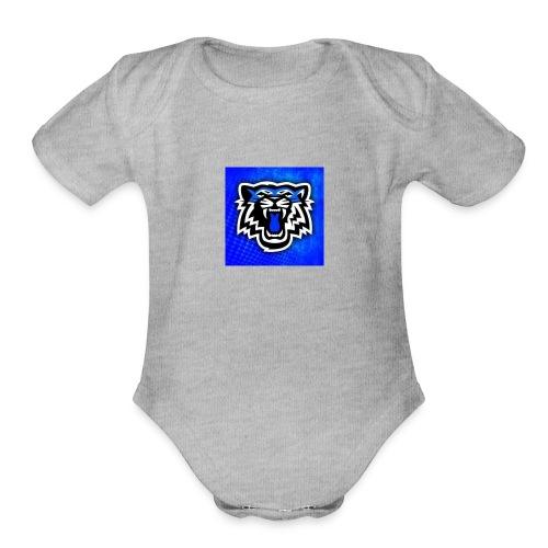 Phone cases Hurry Fast - Organic Short Sleeve Baby Bodysuit