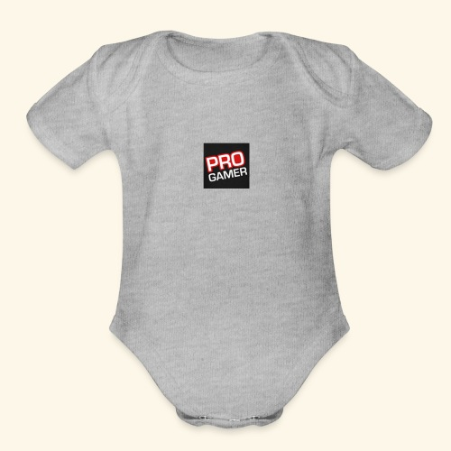 THE PRO GAMERS ARE HERE!! - Organic Short Sleeve Baby Bodysuit
