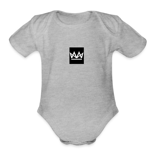 Diamondboygaming - Organic Short Sleeve Baby Bodysuit