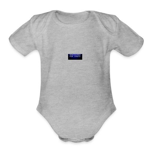 Group - Organic Short Sleeve Baby Bodysuit