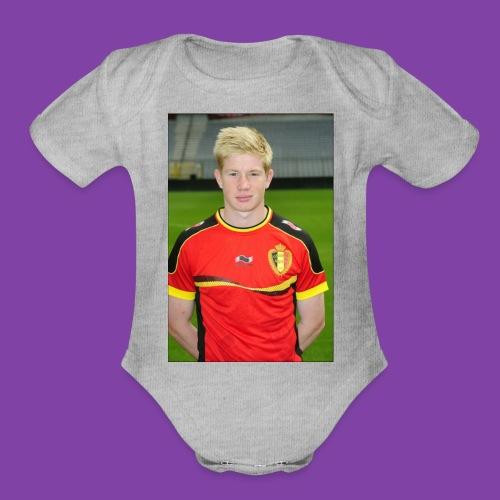 738e0d3ff1cb7c52dd7ce39d8d1b8d72_without_ozil - Organic Short Sleeve Baby Bodysuit