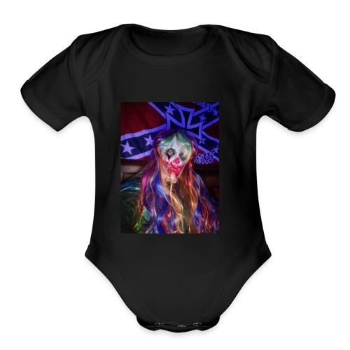 Mrs.Jawbreaker's collection - Organic Short Sleeve Baby Bodysuit