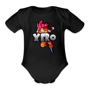 Xero - Short Sleeve Baby Bodysuit