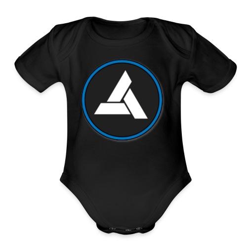 AdEnKnOx47 Original - Organic Short Sleeve Baby Bodysuit