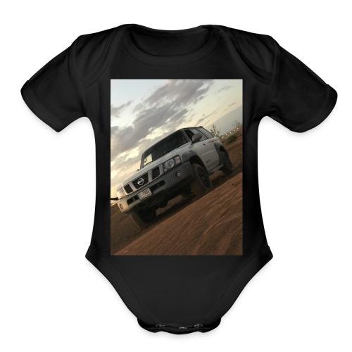 AEC68AD1 3310 4925 9ABE 593200C61C23 - Organic Short Sleeve Baby Bodysuit
