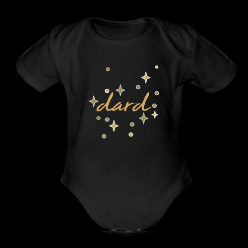 dard - Organic Short Sleeve Baby Bodysuit