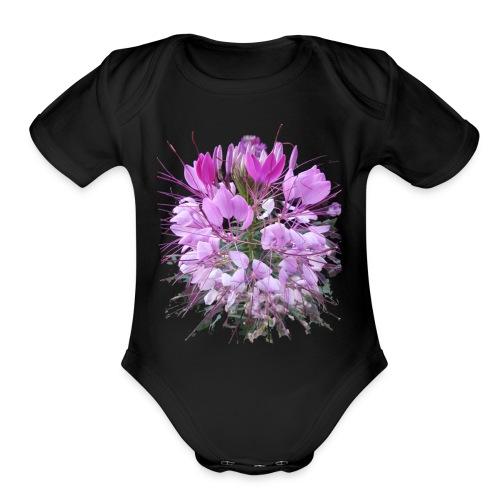 Bloom! - Organic Short Sleeve Baby Bodysuit