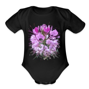 Bloom! - Short Sleeve Baby Bodysuit