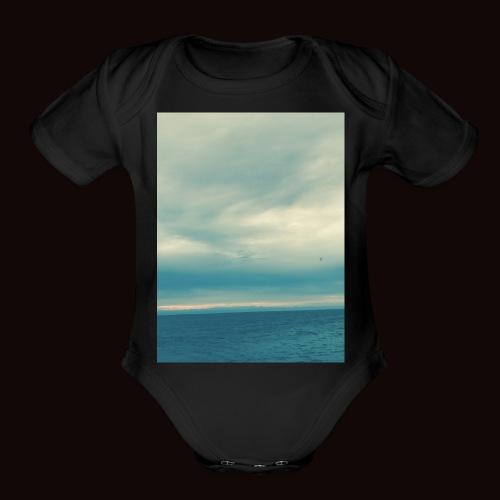 Lumba - Organic Short Sleeve Baby Bodysuit