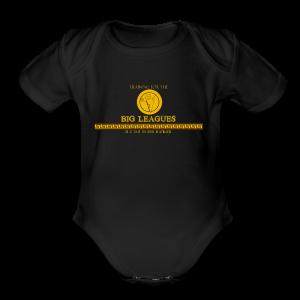 Hercules training - Short Sleeve Baby Bodysuit