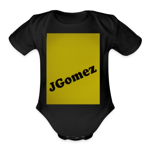 J Gomez.com sells all clothing for cheap. - Organic Short Sleeve Baby Bodysuit