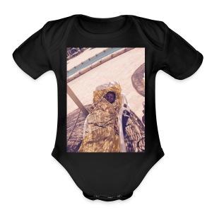 rakan - Short Sleeve Baby Bodysuit