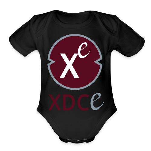xdce - Organic Short Sleeve Baby Bodysuit