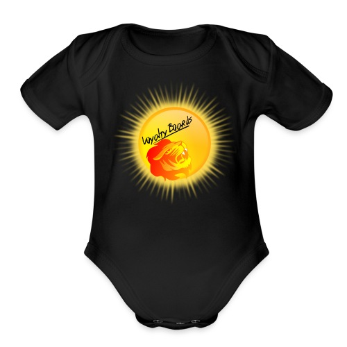 LoyaltyBoardsNewLogo 10000 - Organic Short Sleeve Baby Bodysuit