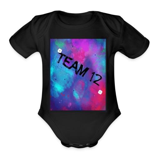 IMG 0278 1 - Organic Short Sleeve Baby Bodysuit