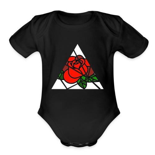 4044 Clothing Co. T-Shirt - Organic Short Sleeve Baby Bodysuit