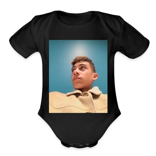 IMG 1586 - Organic Short Sleeve Baby Bodysuit