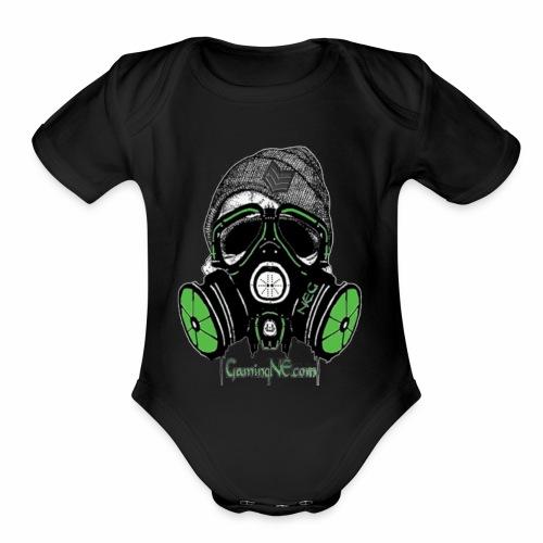 NEG Logo - Organic Short Sleeve Baby Bodysuit