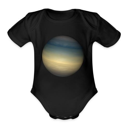 Nibiru - Organic Short Sleeve Baby Bodysuit