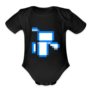 Pledge to Protest - Short Sleeve Baby Bodysuit