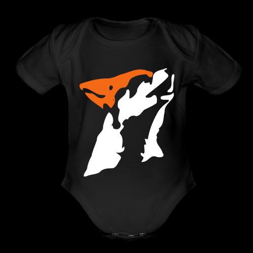 STARFOX Vector - Organic Short Sleeve Baby Bodysuit