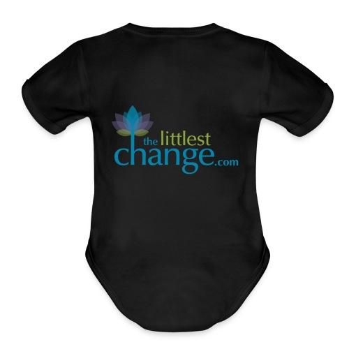Teach, Love, Nurture - Organic Short Sleeve Baby Bodysuit