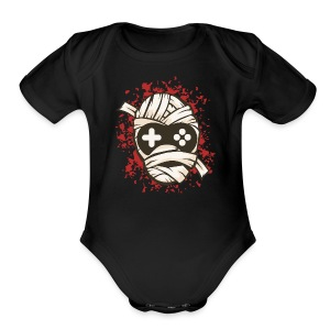 Sens5 - Short Sleeve Baby Bodysuit