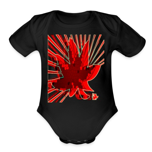 Marijuana T - Organic Short Sleeve Baby Bodysuit