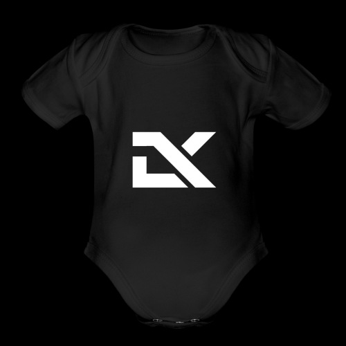 DESIRE KINGDOM - Organic Short Sleeve Baby Bodysuit