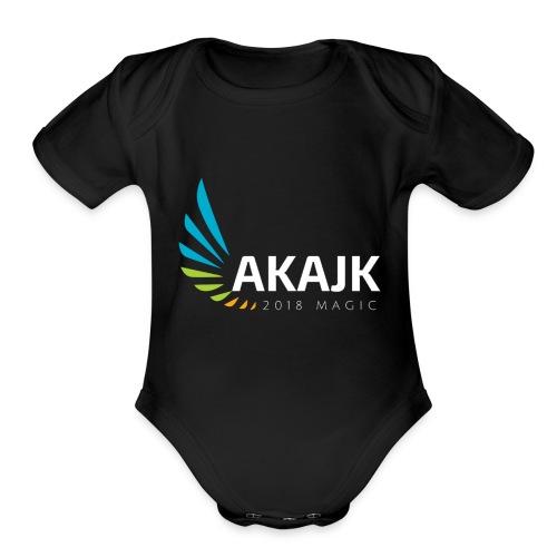 2018 Magic - Organic Short Sleeve Baby Bodysuit