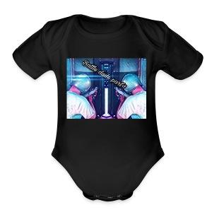 thumbnail art - Short Sleeve Baby Bodysuit