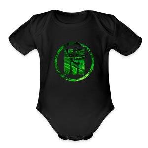 McMonster Productions - Short Sleeve Baby Bodysuit