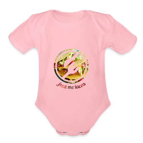 tacolife - Organic Short Sleeve Baby Bodysuit