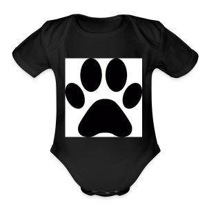 Animal loving - Short Sleeve Baby Bodysuit